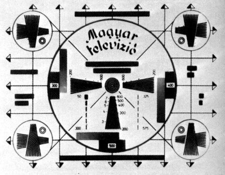 első magyar televiziós monoszkóp