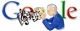 Google doodle Bartók Béla