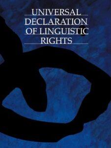 Nyelvi Jogok Egyetemes Nyilatkozata